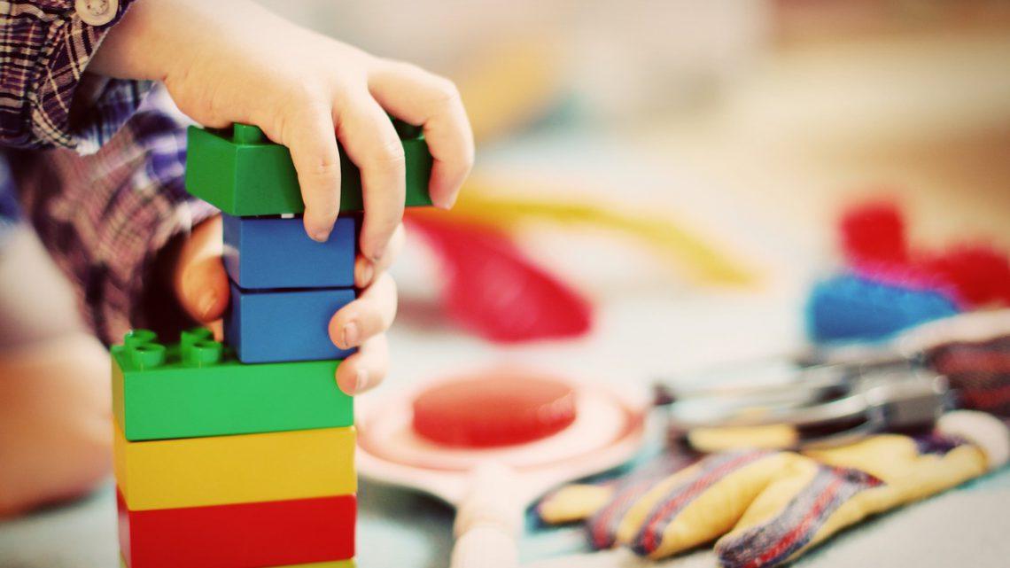 Schleich en Lego